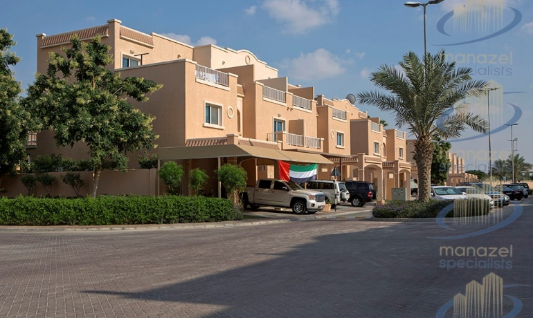 Made to Perfection 2BR Villa Arabian with Private Garden In Al Reef Only at 1500000 AED